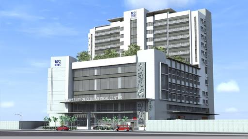 Cebu Doctors University College Campus