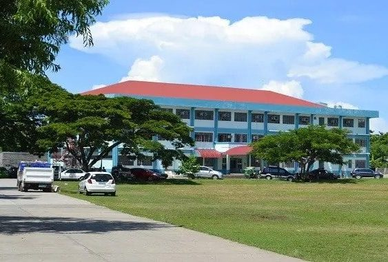 UNP Campus front