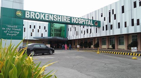 Brokenshire hospital