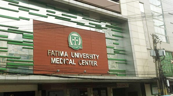 Our Lady of Fatima University medical center