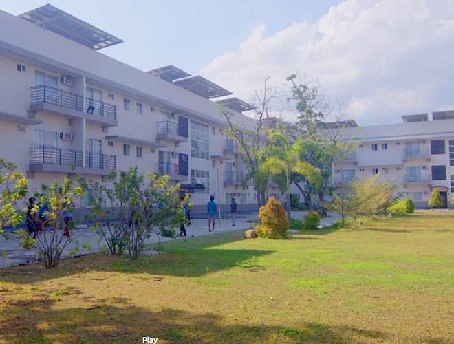 Davao Medical School Campus
