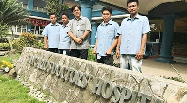 Cebu Doctors University Hospital San carlos hospital