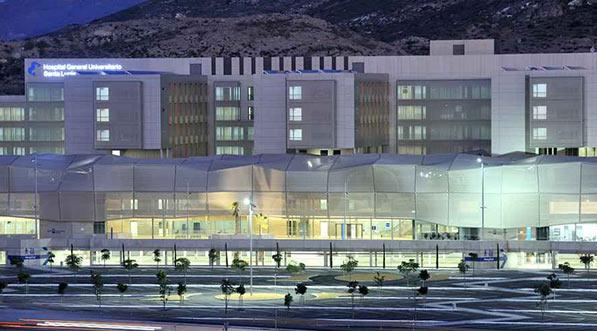 Santa Lucia General University Hospital