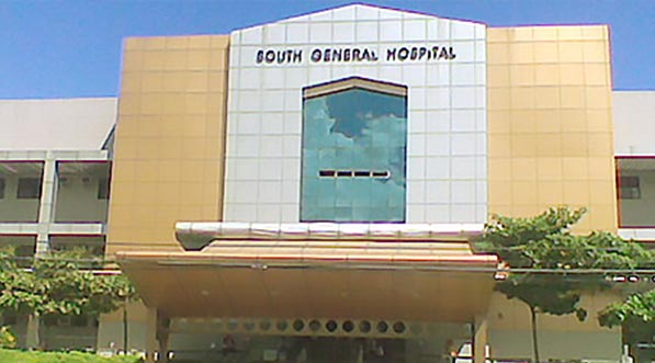CDU South General Hospital