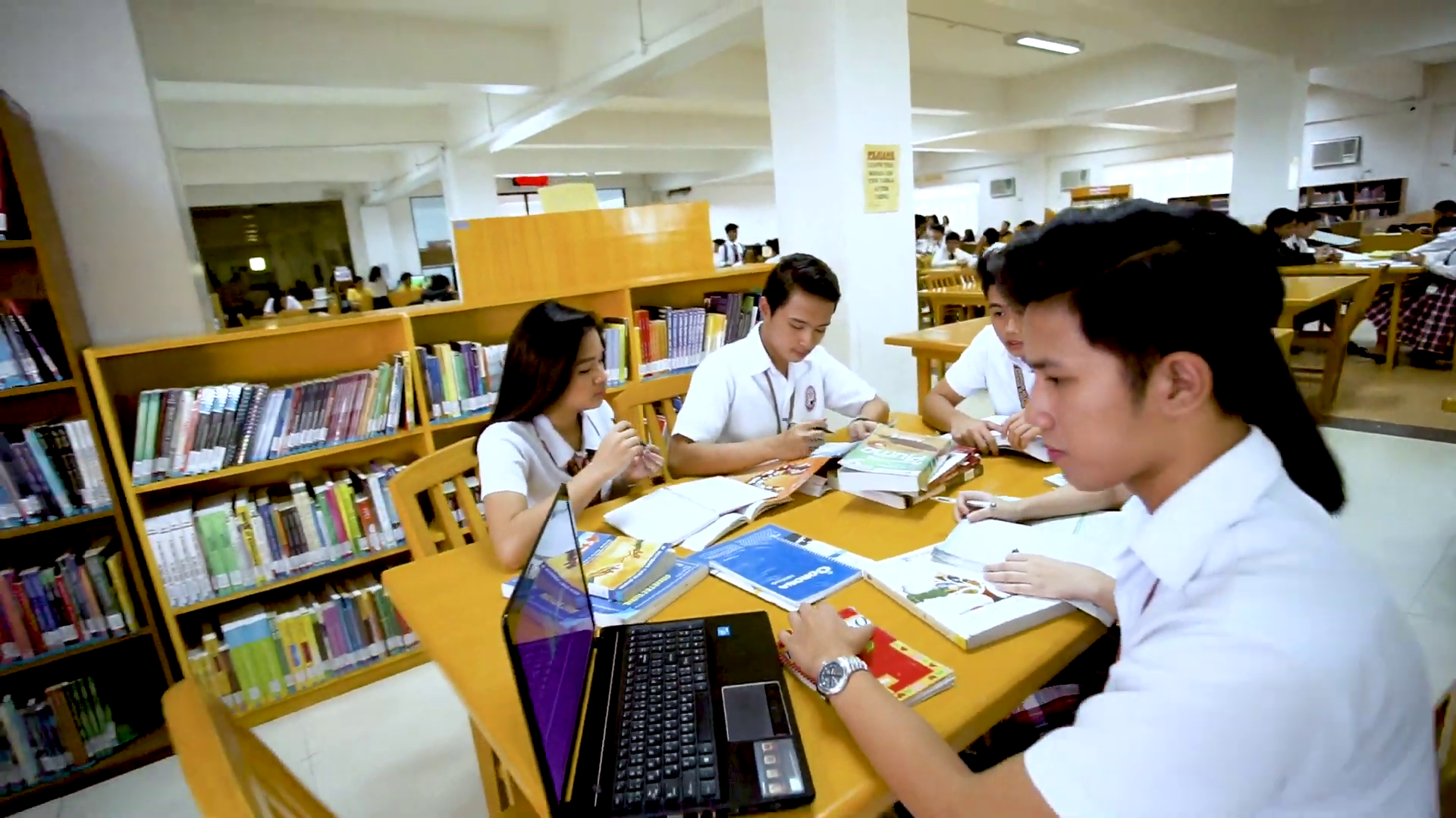 UV Gullas Classrooms